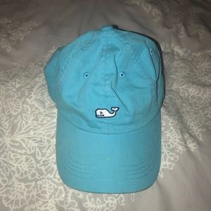 vineyard vines hat teal